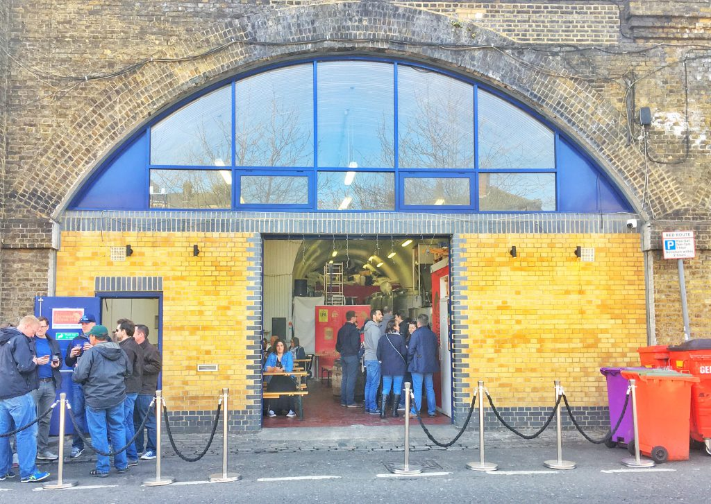 bermondsey beer mile southwark