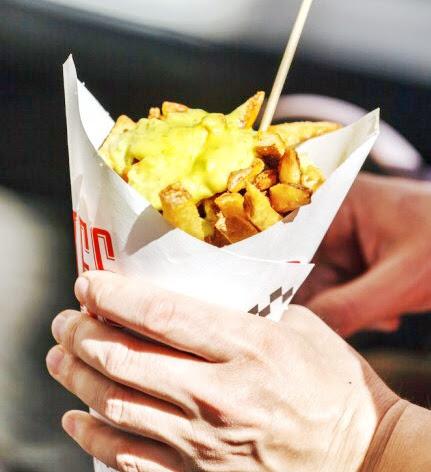 pommes frites brussels