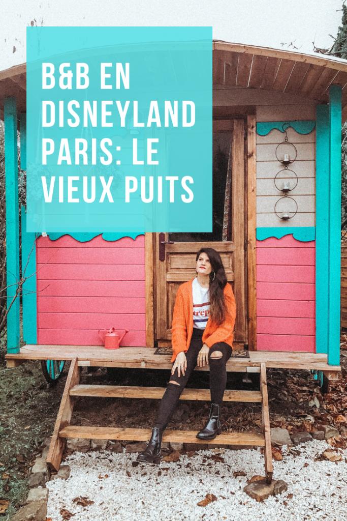 B&B EN DISNEYLAND PARIS: LE VIEUX PUITS