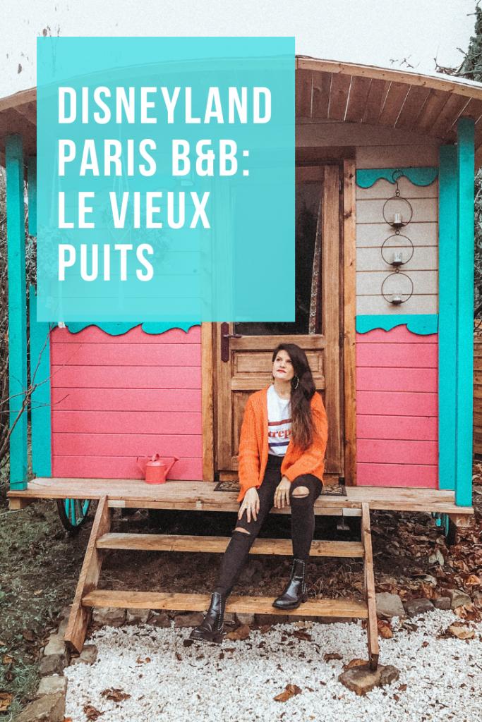 DISNEYLAND PARIS B&B: LE VIEUX PUITS