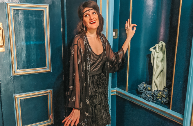 THE GREAT GATSBY IMMERSIVE EXPERIENCE LONDON